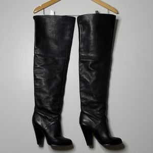 ALDO Knee High Loose Leather boots
